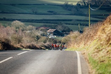 poole wheelers club ride with 514