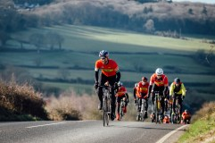 poole wheelers club ride with 521