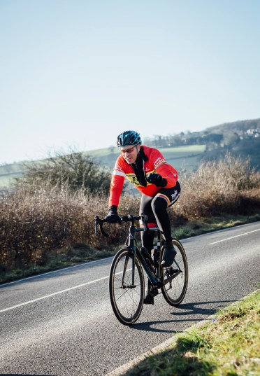 poole wheelers club ride with 567