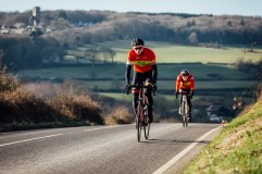 poole wheelers club ride with 581
