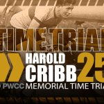 The Harold Cribb memorial open 25 mile time trial - Sunday 16 May 2021