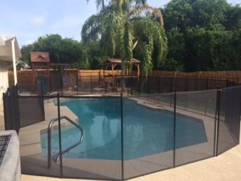 Pool Fence Alafaya Woods Oviedo 5-2017