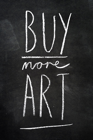 Buy More Art by Matt Joyce