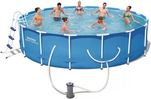 Bestway Steel Pro 12ft x 30in Above-Ground Pool