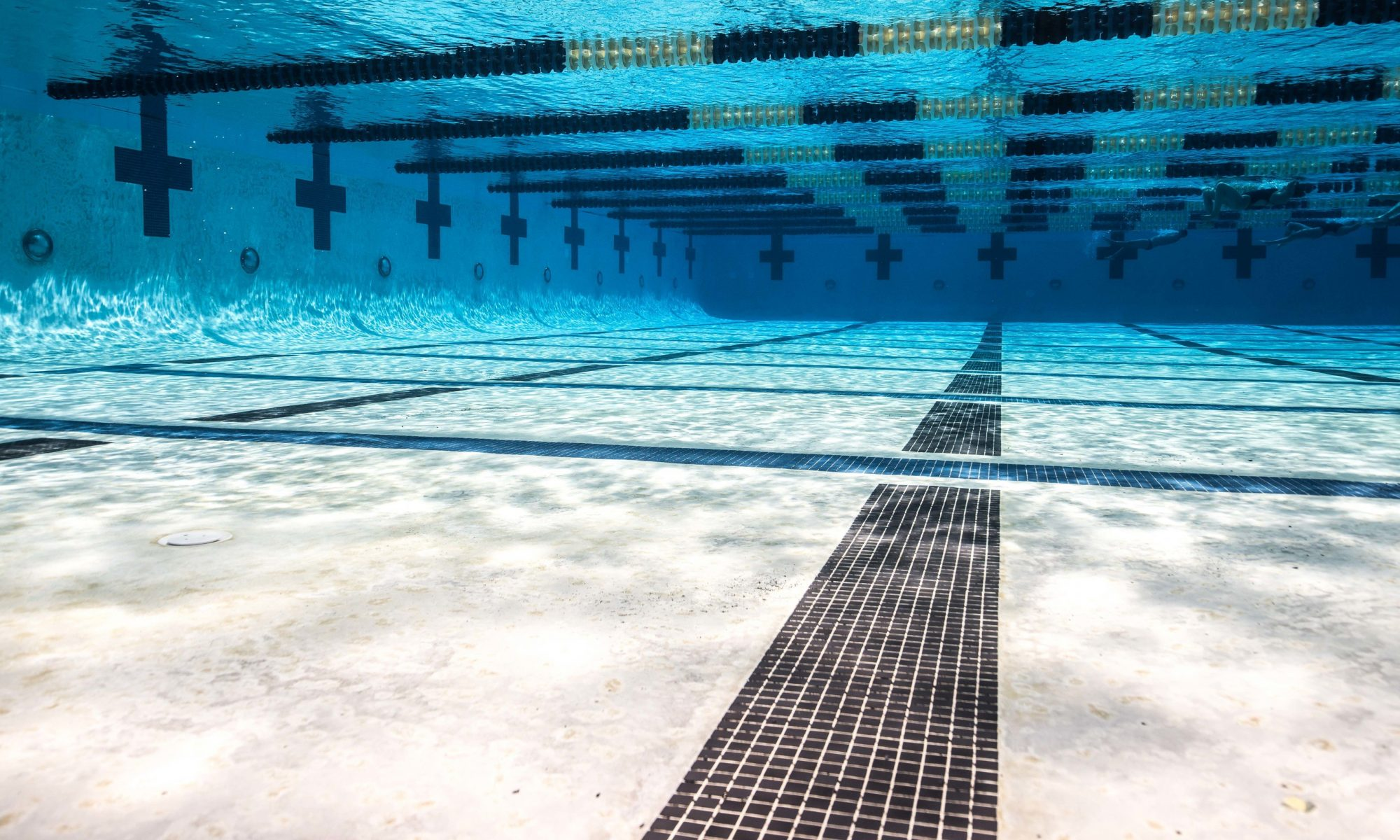 Underwater Pic Of Young Woman Stock Image - Image of water