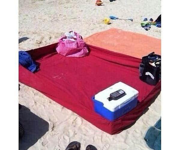 Creative Alternatives To Common Beach Accessories