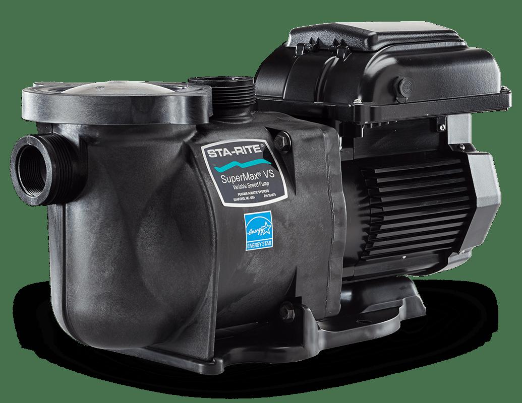 SuperMax® VS Variable Speed Pool Pump