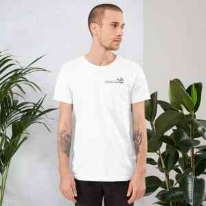 Pool Party Nodes Short-Sleeve Unisex T-Shirt