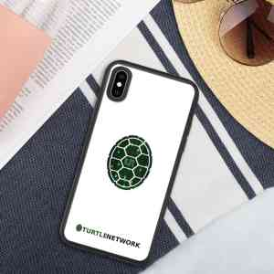Turtle Network phone case