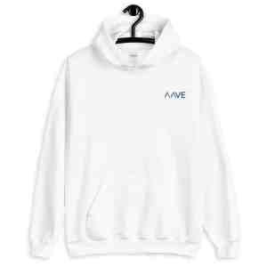 Aave Logo Unisex Hoodie