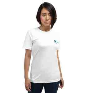Komodo Logo Short-Sleeve Unisex T-Shirt