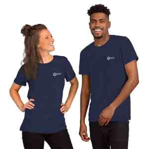 BPSAA Logo Short-Sleeve Unisex T-Shirt
