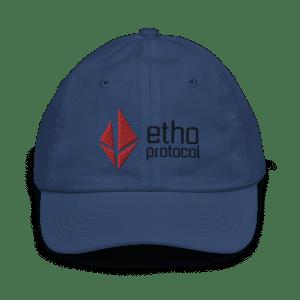 Etho Protocol Youth baseball cap