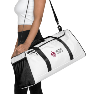 Etho Protocol Duffle bag