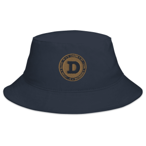 Dogecoin Collectors Bucket Hat