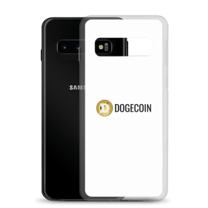Dogecoin Samsung Case