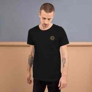 Dogecoin Collectors Short-Sleeve Unisex T-Shirt