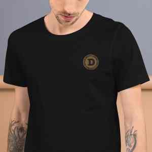 Dogecoin Collectors Short-Sleeve Unisex T-Shirt