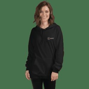 Ergo Full Logo Unisex Fleece Hoodie