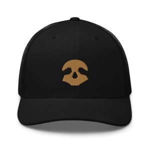 Pirate Skull Trucker Cap
