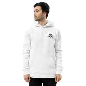 Cardano Logo Unisex essential eco hoodie