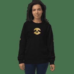 Pirate Skull Unisex organic sweatshirt
