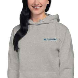 Cardano Full Logo Unisex Hoodie