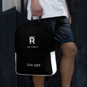 Club 5555 Backpack