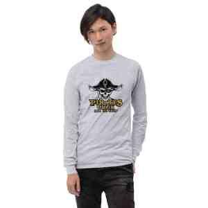 Pirate Chain Recruit Men's Long Sleeve Shirt