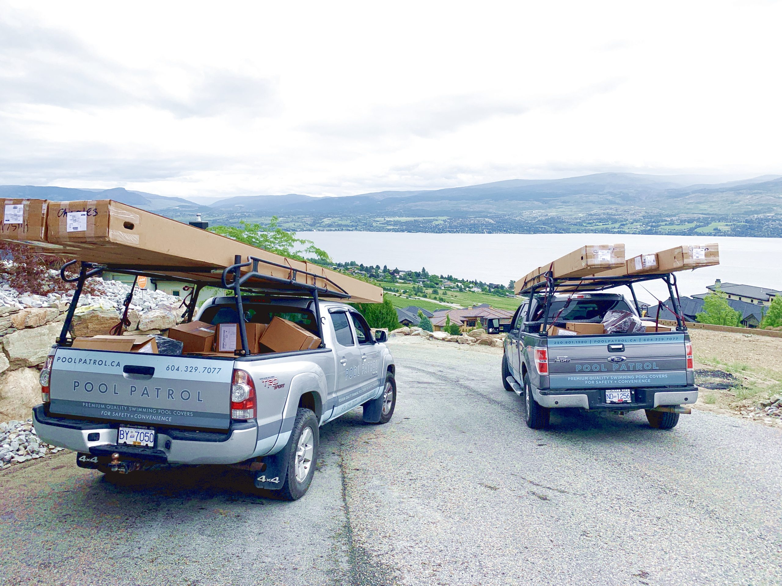 Canada Day-Delivery Day In Kelowna