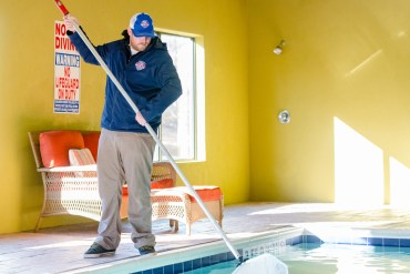 Commercial Pool Operation