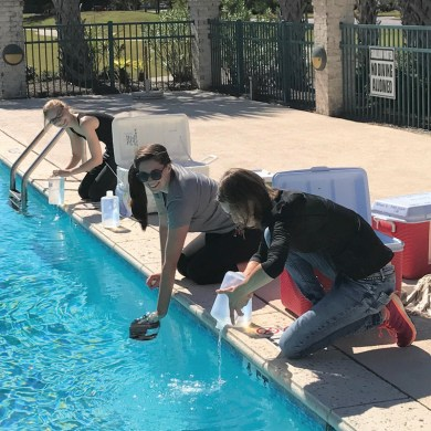 WaterCare - Pool Ionization
