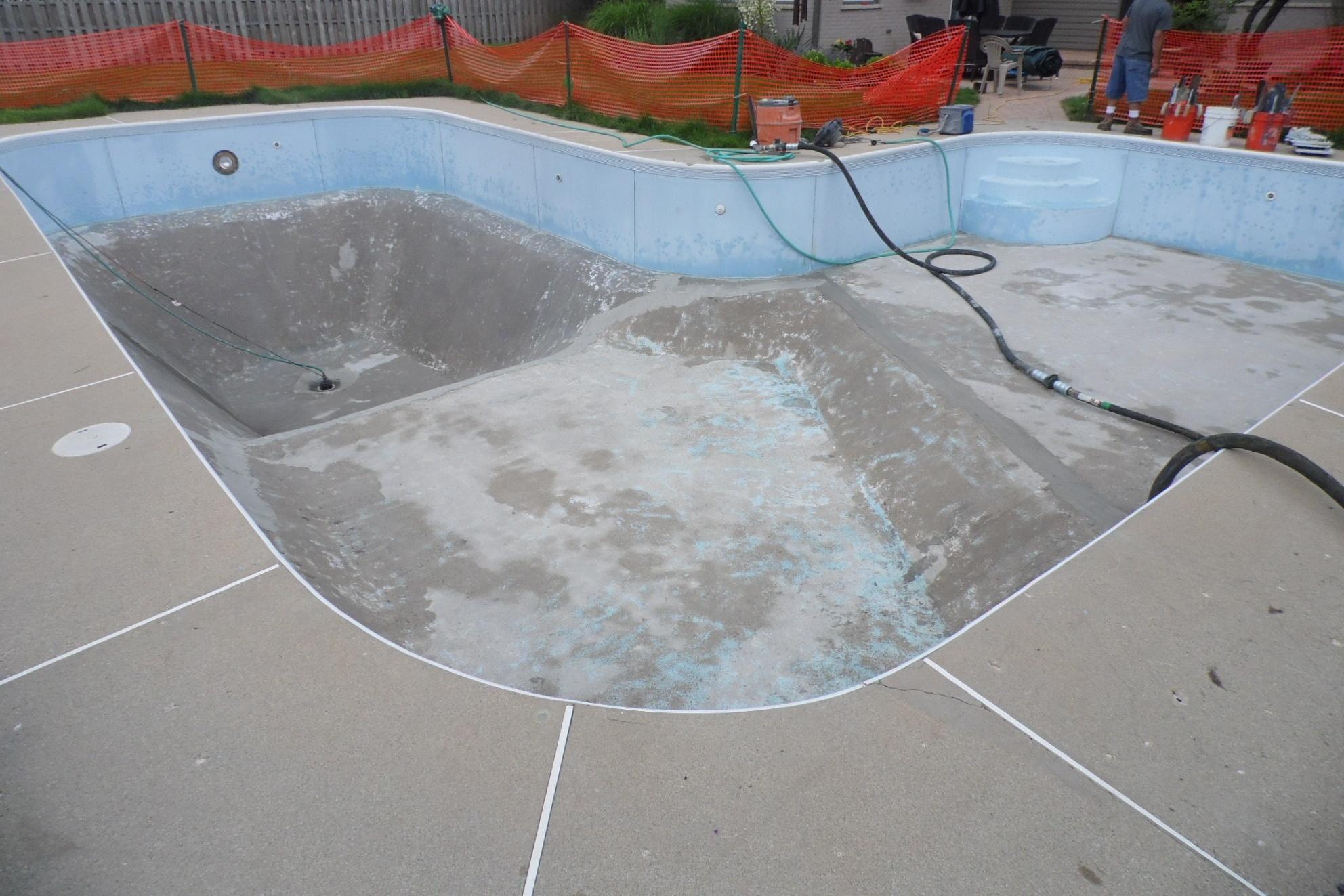 pool resurfacing contractor in plano