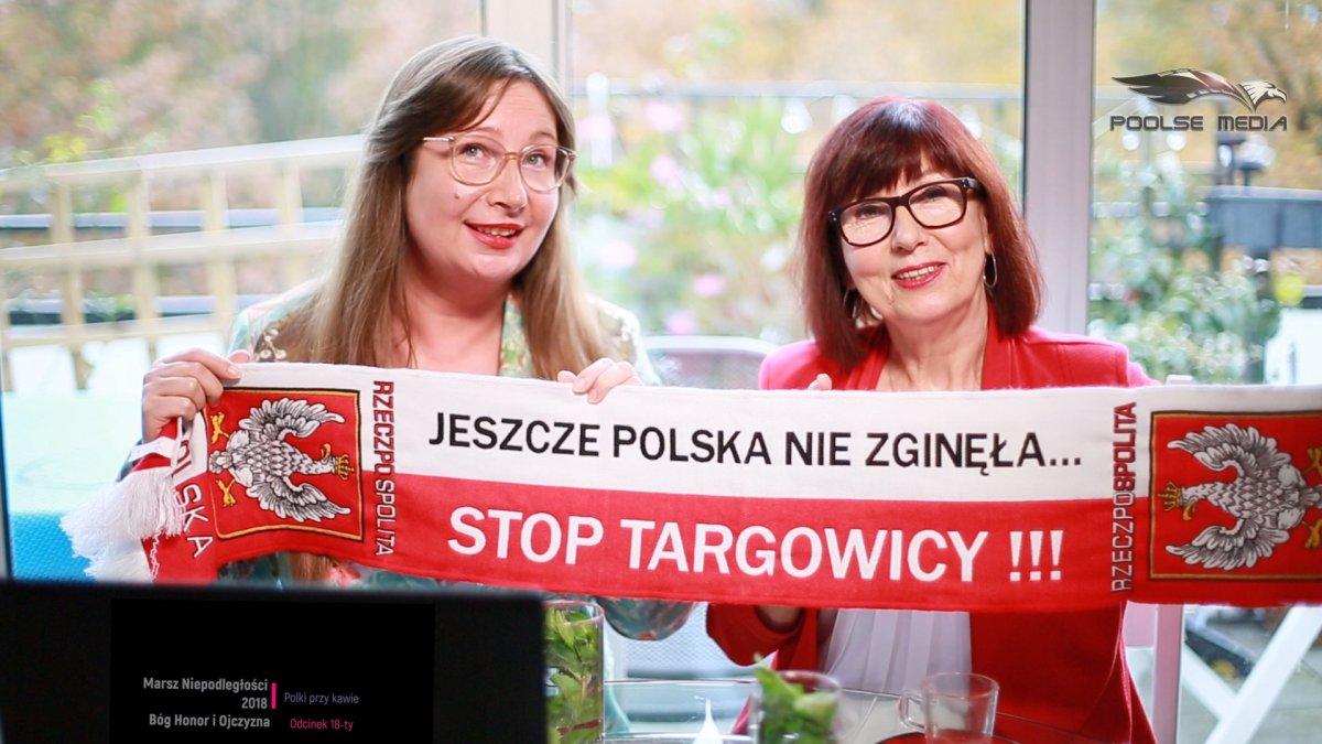 #PolkiPrzyKawie. Bóg Honor i Ojczyzna.