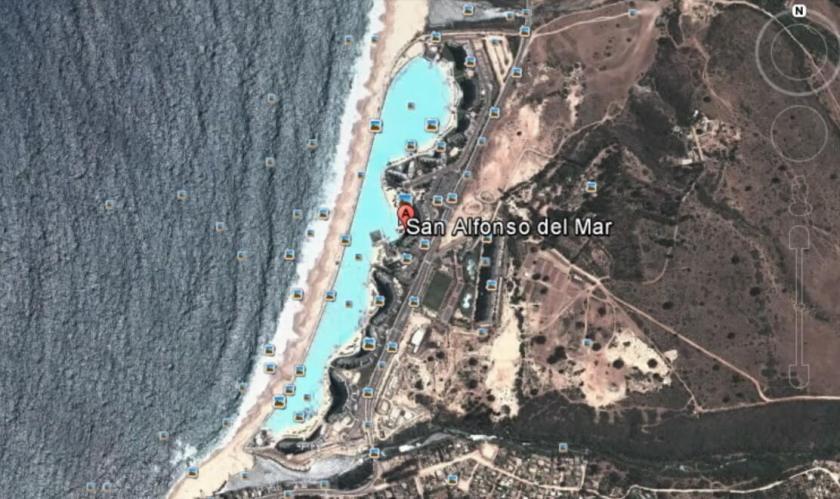 pool san alfonso del mar