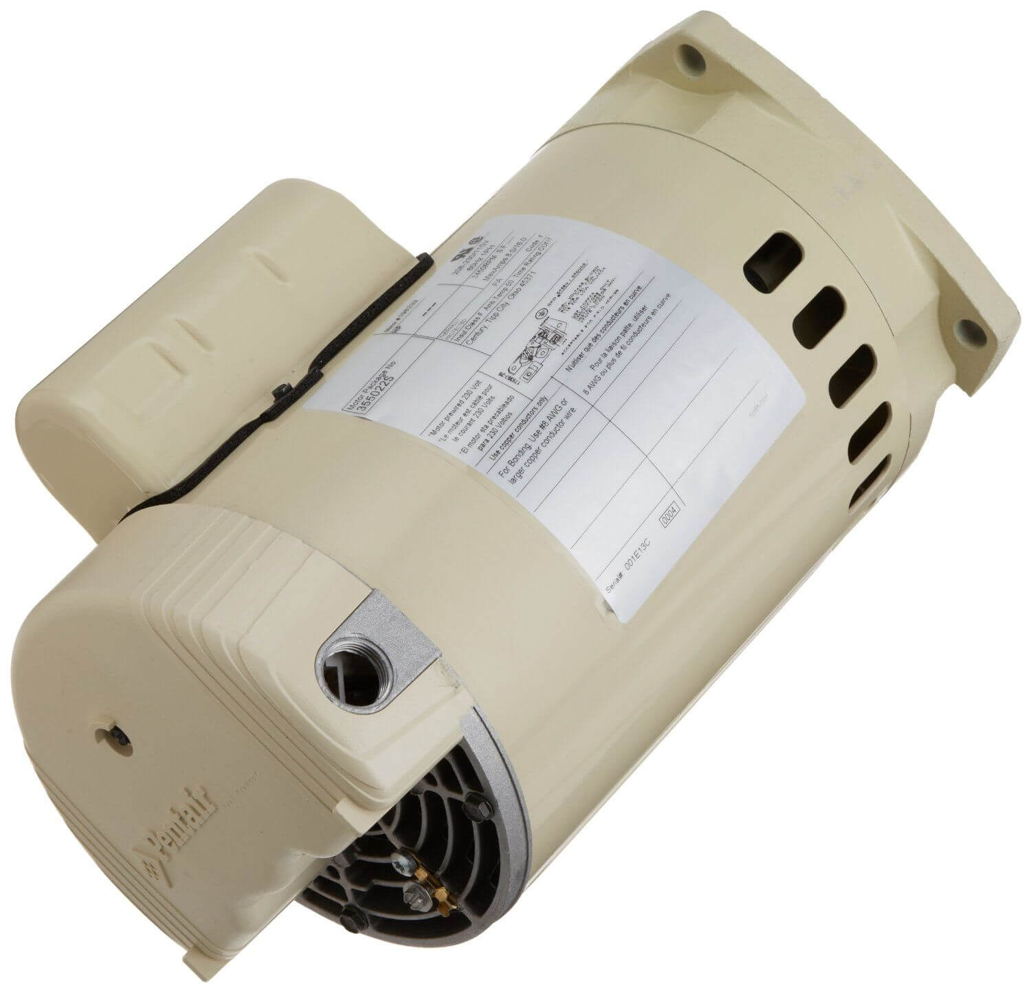 Pool pump repair or replacement cost services in massachusetts for Pentair 1 hp pool pump motor
