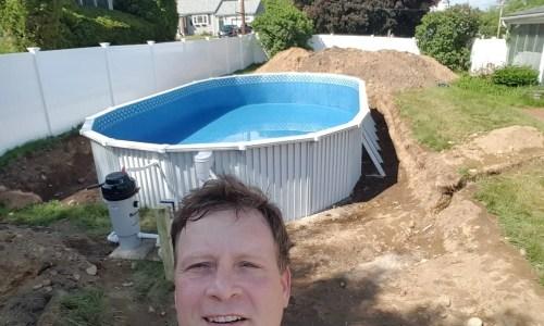 Semi Inground Pools -Options and Prices