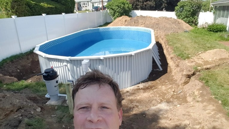 Semi Inground Pools -Options and Prices