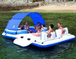 Giant Cabana Party Raft