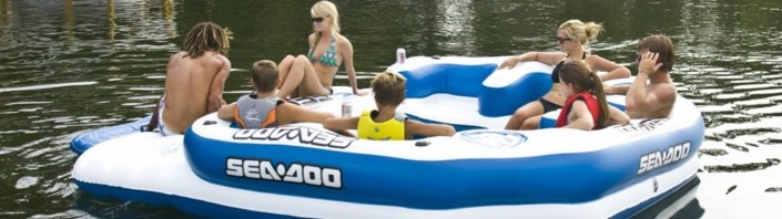 Sea-doo giant inflatables
