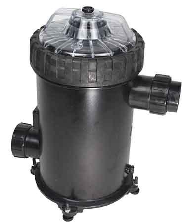 Debris Pot for Vacuuming