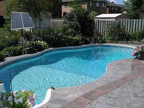 Solar Powered Pool Pump - DC Pumps & Complete Solar Packages