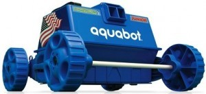 Aquabot above ground pool vacuum