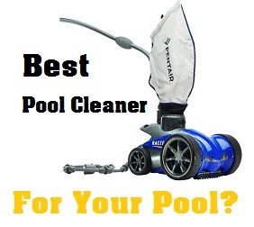 Best Pool Cleaner Reviews 2018