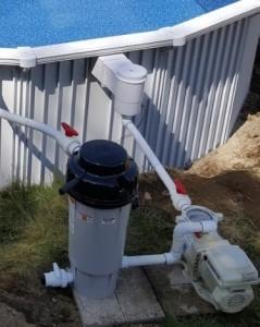 EC50 filter w/ 342001 pump