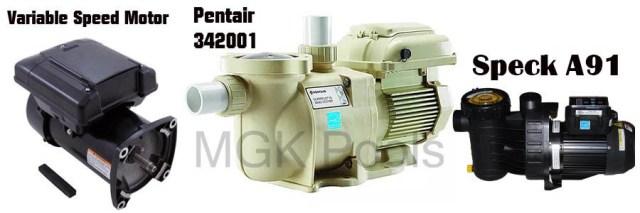 Pool Pump Reviews - Variable speed pumps