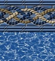 Mystri Gold Pool Liner