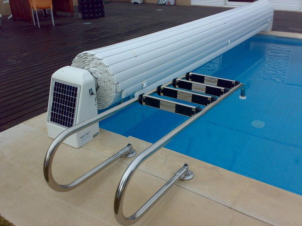 Coberturas para piscinas poolset for Coberturas para piscinas