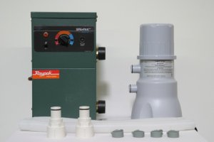 iPool water heater