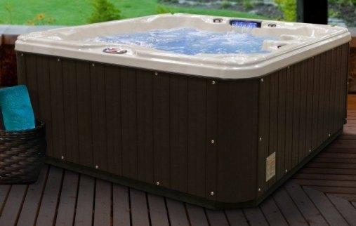 American Spas Hot Tub
